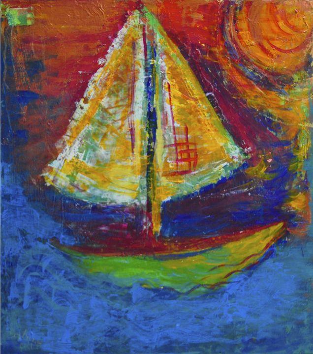 Sail Away - Heatherelli