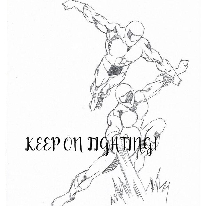 Fighting Warriors of Justice - Jeffrey Conyers-True Faith Publishing of Nashville