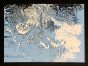 ABSTRACT FLUID ART