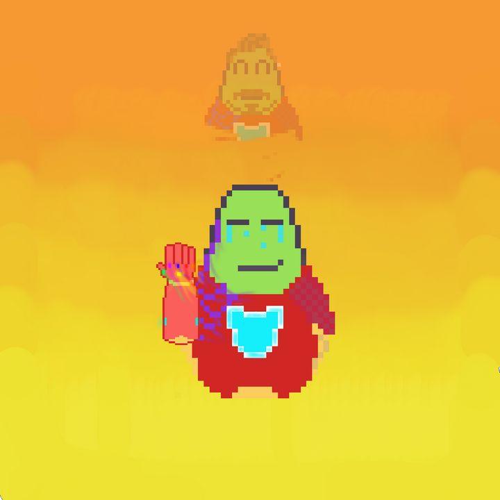 IronCado-The Snap - The Avocados Land