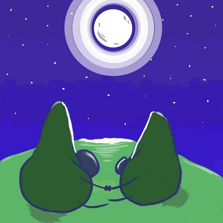 I avocado you to the moon and back - The Avocados Land
