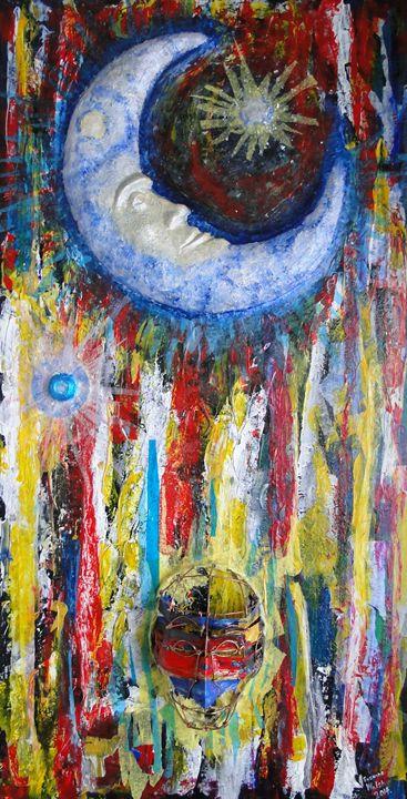 Suivons la Lune - SLW Artiste Multidisciplinaire