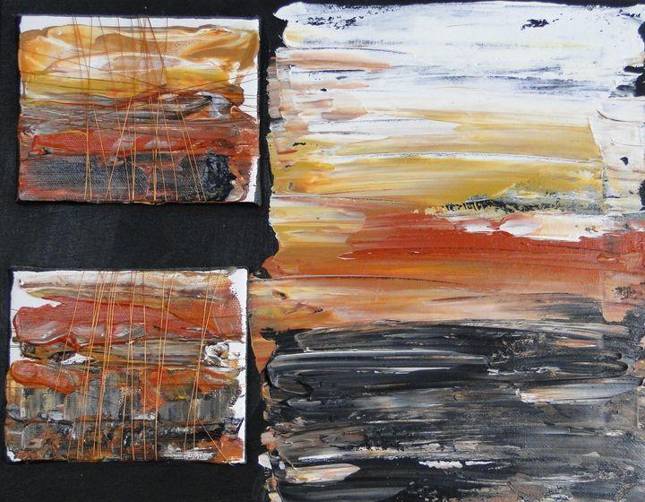 Automne en volet - SLW Artiste Multidisciplinaire