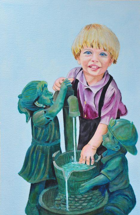 Local Plumbers - John W. Walker Art