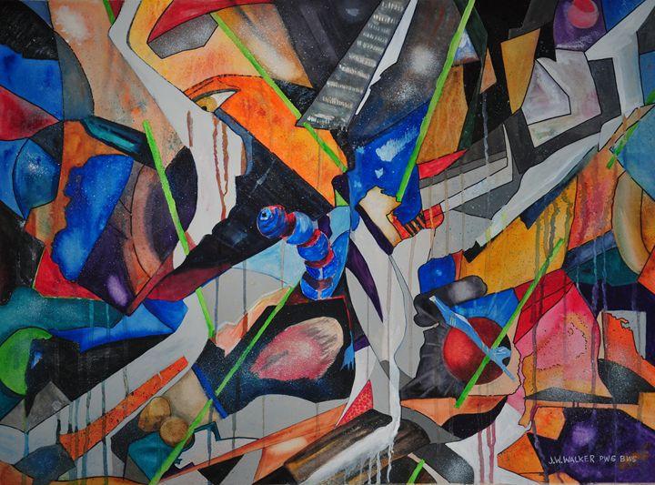 Artistically Incorrect - John W. Walker Art