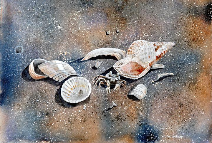 Finders Keepers - John W. Walker Art