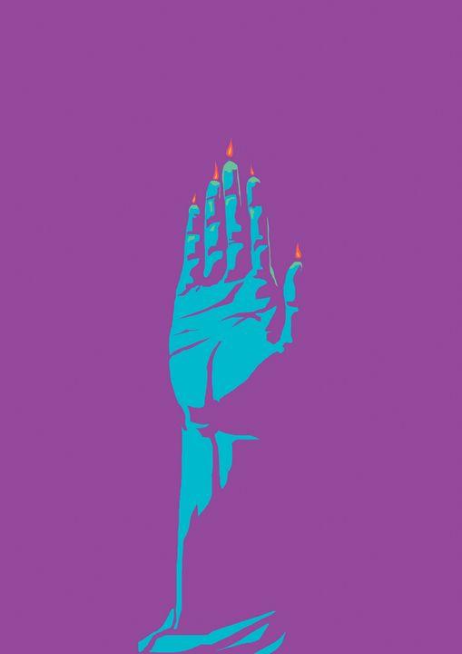 Hand of glory - Jeffreyidk