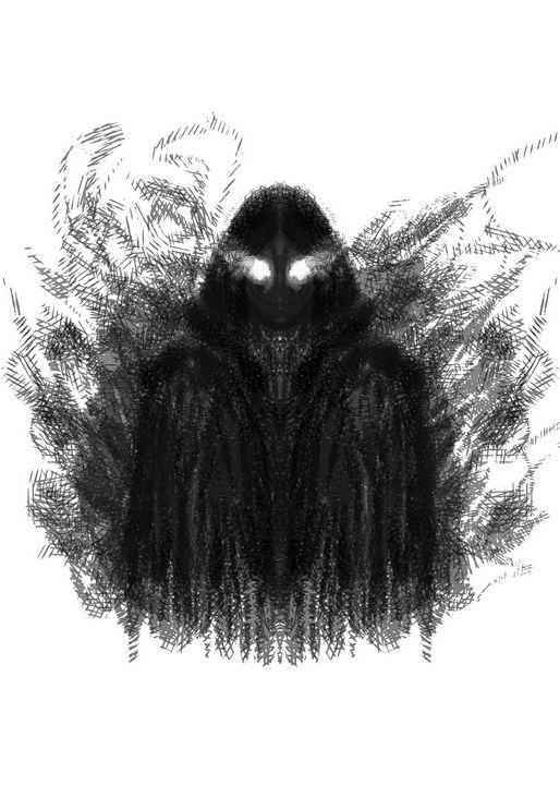 Shadow being - Jeffreyidk