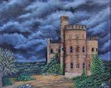 16x20 Acrylic Castle