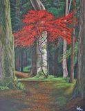 14x18 Acrylic Impression