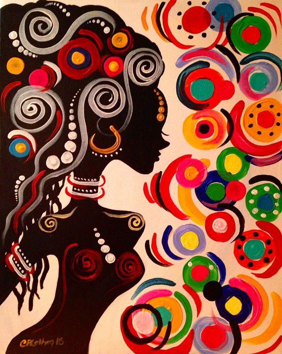 Sisterlocks - Christie Pheona Lathan Art For You