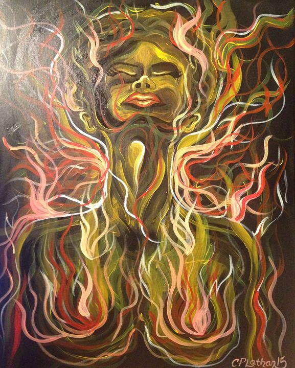 Soul On Fire - Christie Pheona Lathan Art For You