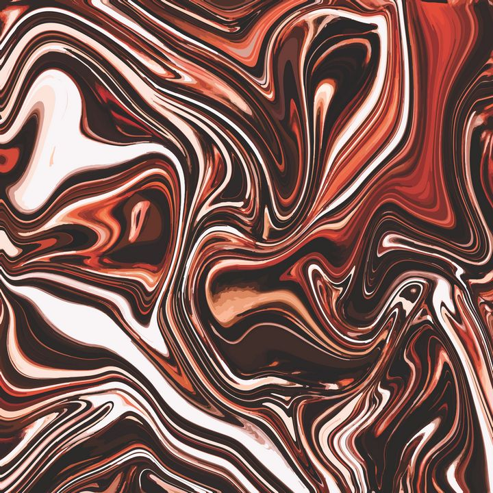 Red marble texture - Arman