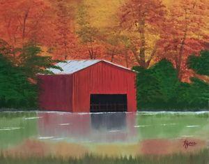 Little River Lake Boathouse