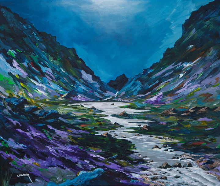 The Gap of Dunloe - Made from tubes of Passion