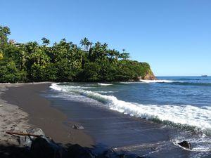 Honoli'i Beach, Hawai'i