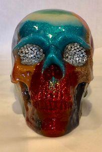 Skull Glitter
