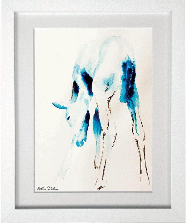 Ink Print - Kathleen de Villiers