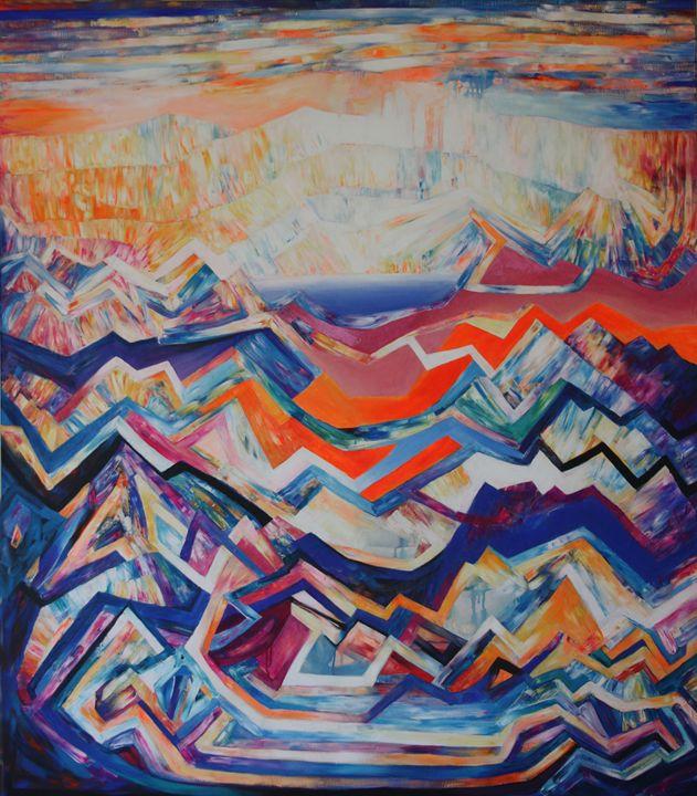 Sunset - Mateusz Sawicki
