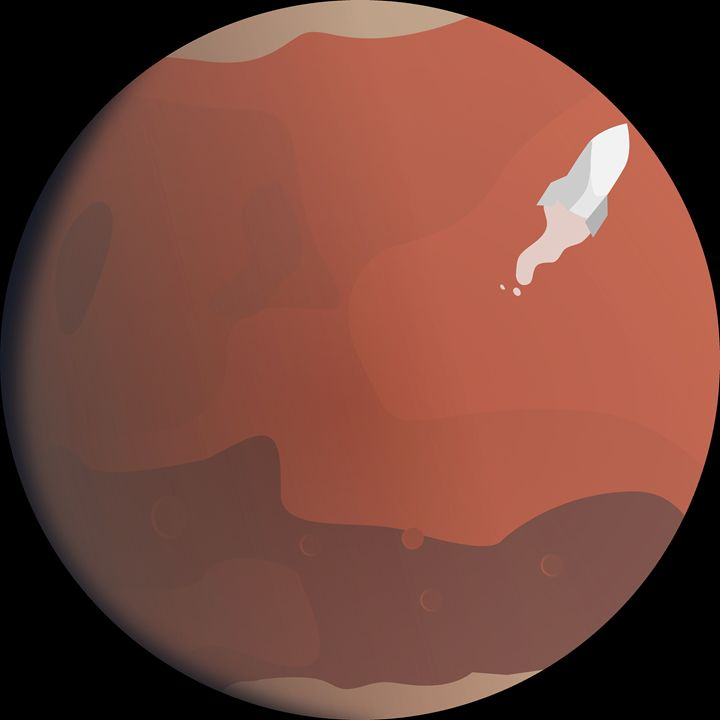 Out of Mars - LastDaos