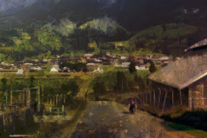 VILAGE - Galih Art