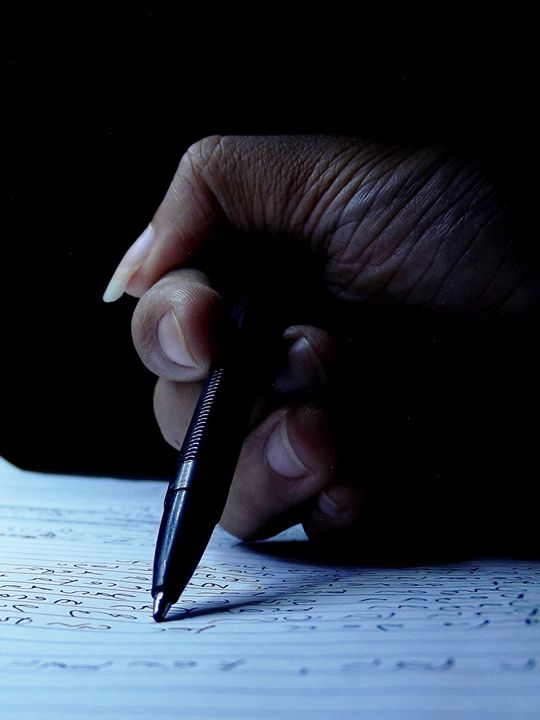 write - Galih Art