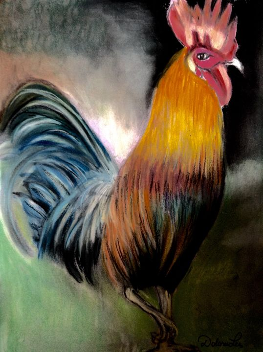 Year of the Rooster 2017 - Dolores Lee