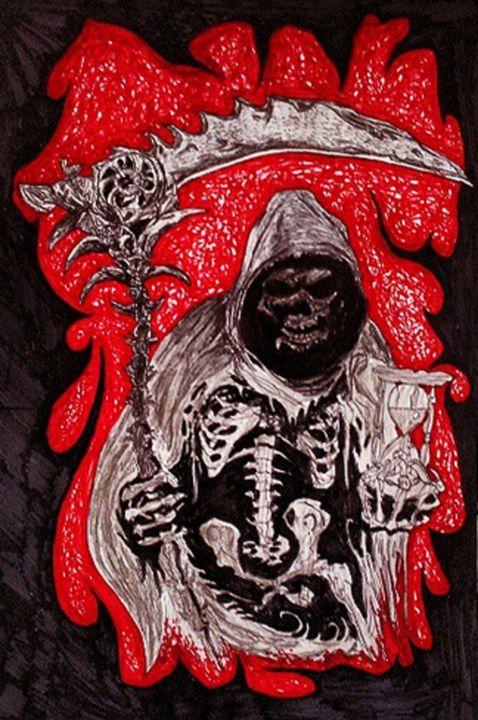 Grim Reaper - himal3