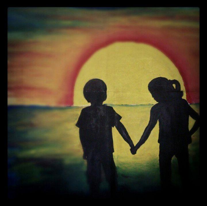 Sunset Love - himal3
