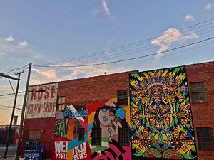 Tulsa painting