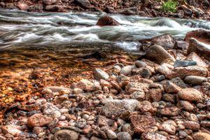 Poudre River Rocks