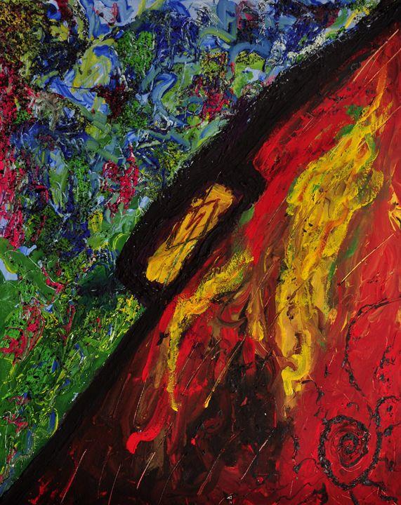 Estylian Elixaire - Art by Ezzi