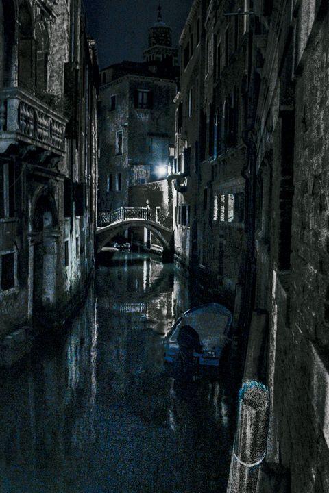 Il Ponte di Notte (Bridge at Night) - Alice Gur-Arie
