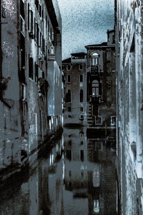 Quiet Morning, Venice - Alice Gur-Arie