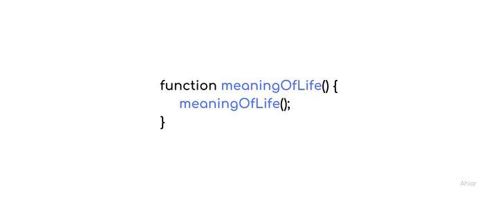 Meaning Of Life - Ahiar.com
