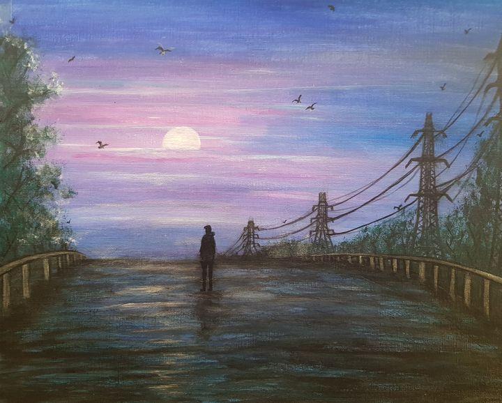 loneliness - Hiba Wakeel