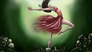 She Dances for Death