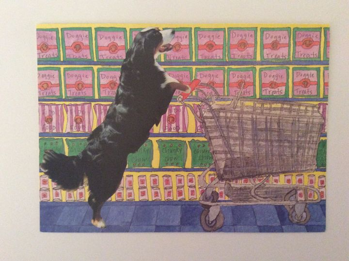 Pet Shopping - Marcia's Sad Horse Gallery