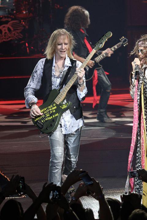 Aerosmith Tom Hamilton Concert Photo - Front Row Photographs