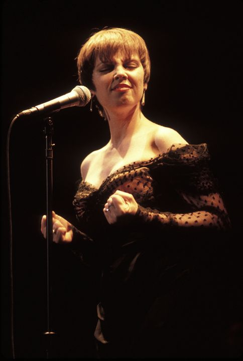 Singer Pat Benatar Color Photo - Front Row Photographs