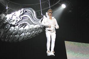 Singer Justin Bieber Color Photo - Front Row Photographs