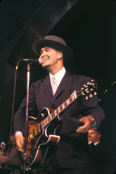 Big Bad Voodoo Daddy - Front Row Photographs