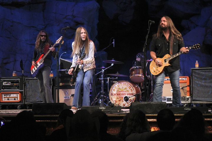 Blackberry Smoke (Band) Color Photo - Front Row Photographs