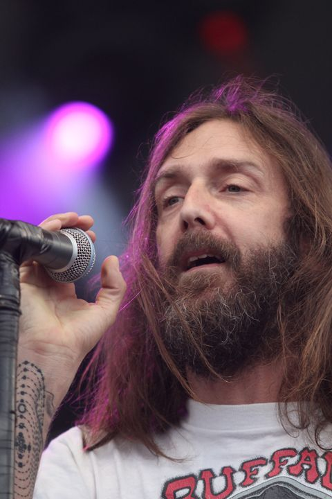 Black Crowes Chris Robinson Photo - Front Row Photographs