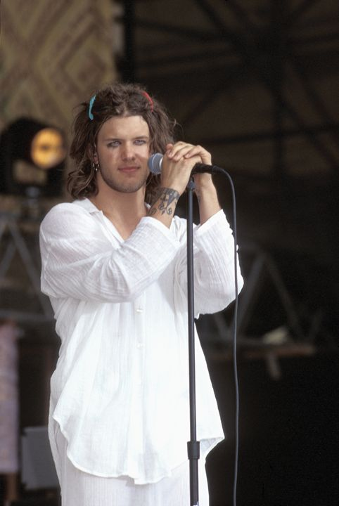 Blind Melon singer Shannon Hoon - Front Row Photographs