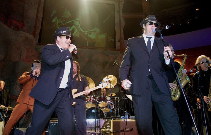 The Blues Brothers Color Photo - Front Row Photographs