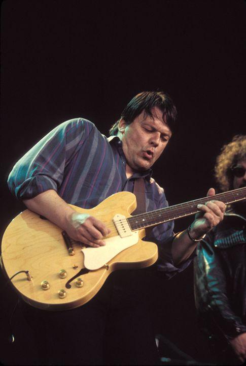 Bluestime  Jay Geils Color Photo - Front Row Photographs