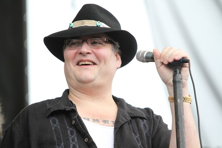 Blues Traveler John Popper Photo - Front Row Photographs