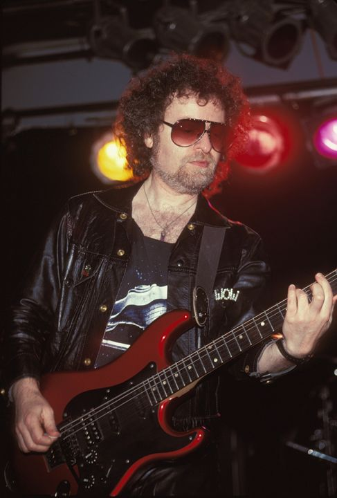 Blue Oyster Cult Eric Bloom Photo - Front Row Photographs