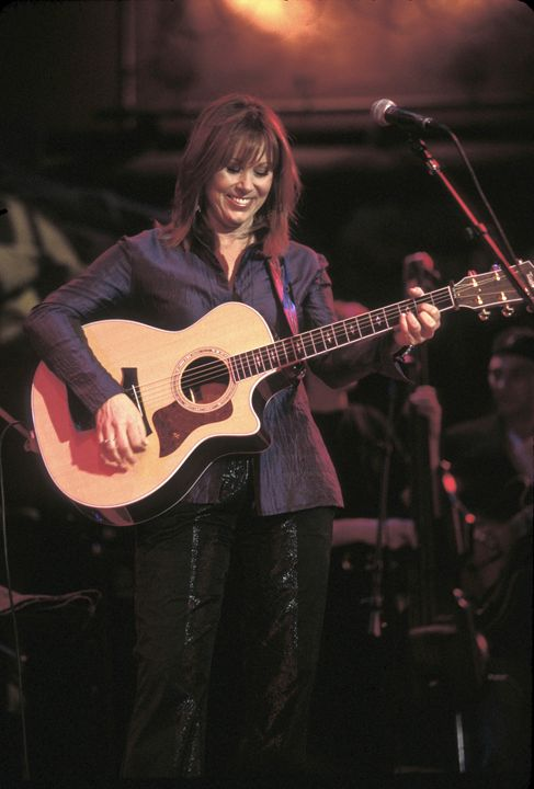 Musician Suzy Boggus Color Photo - Front Row Photographs